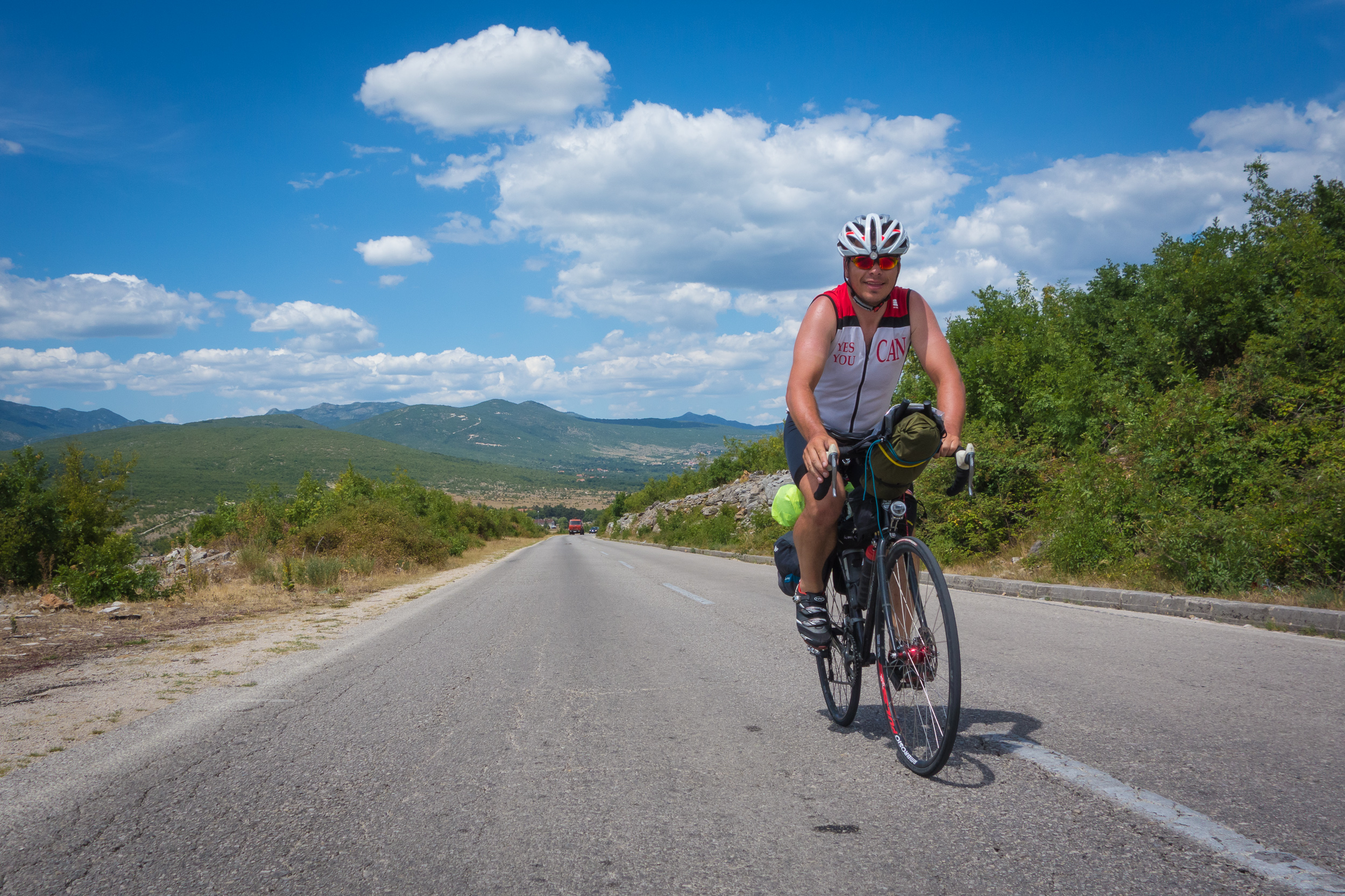 The Transcontinental Race Crossing A Continent By Bike In 16 Days