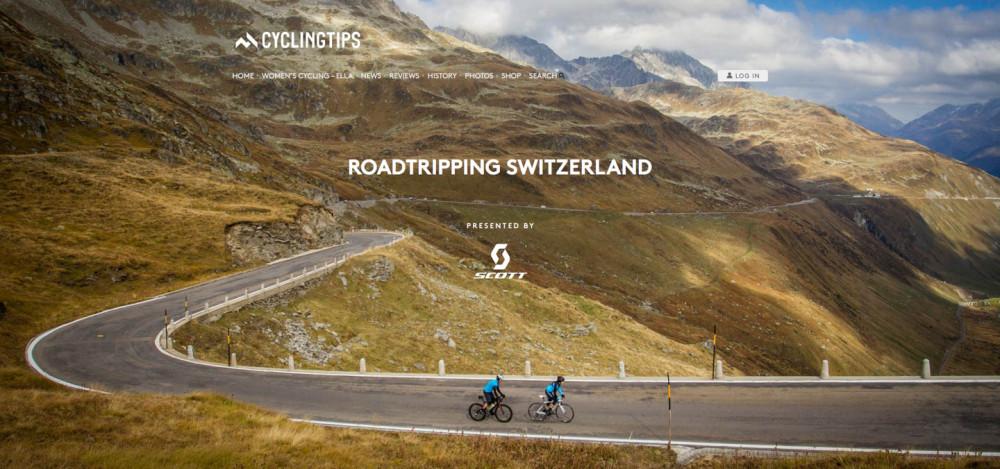 Roadtripping Switzerland